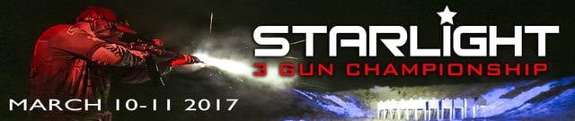 2017 Starlight 3-Gun Match