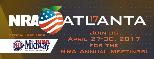 2017 NRA Annual Meetings and Exhibits