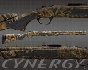 Browning Cynergy Composite Ultimate Turkey Shotgun