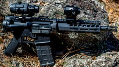Frontier Tactical Rifle