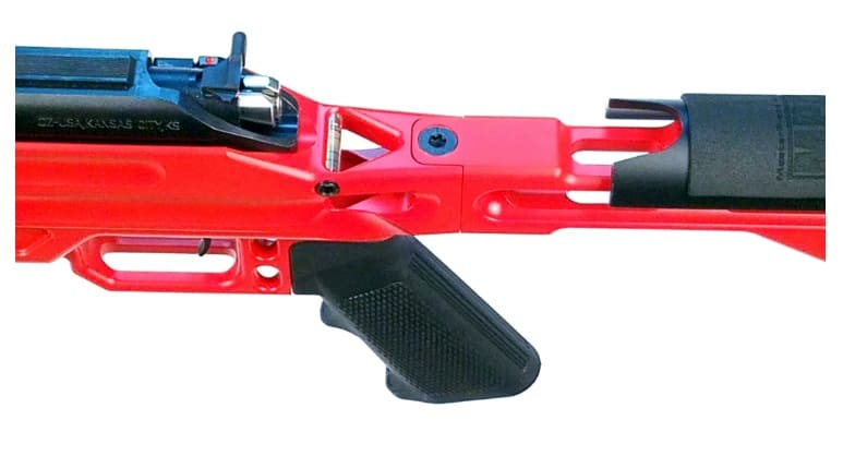 MasterPiece Arms MPA BA CZ-455 Chassis - Bubble Level