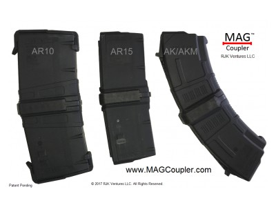 RJK Ventures AR10 Magazine Couplers