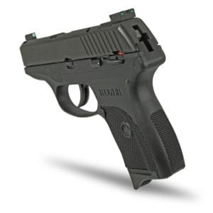Ruger LC9 with TRUGLO Tritium PRO Handgun Sights