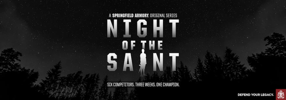 Springfield Armory Night of the SAINT