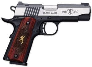 Browning Black Label 1911-380 Medallion Pro Compact Pistol