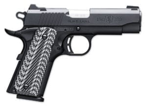 Browning Black Label 1911-380 Pro Compact Pistol