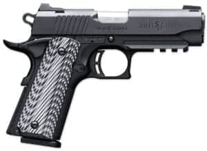 Browning Black Label 1911-380 Pro Compact with Rail Pistol