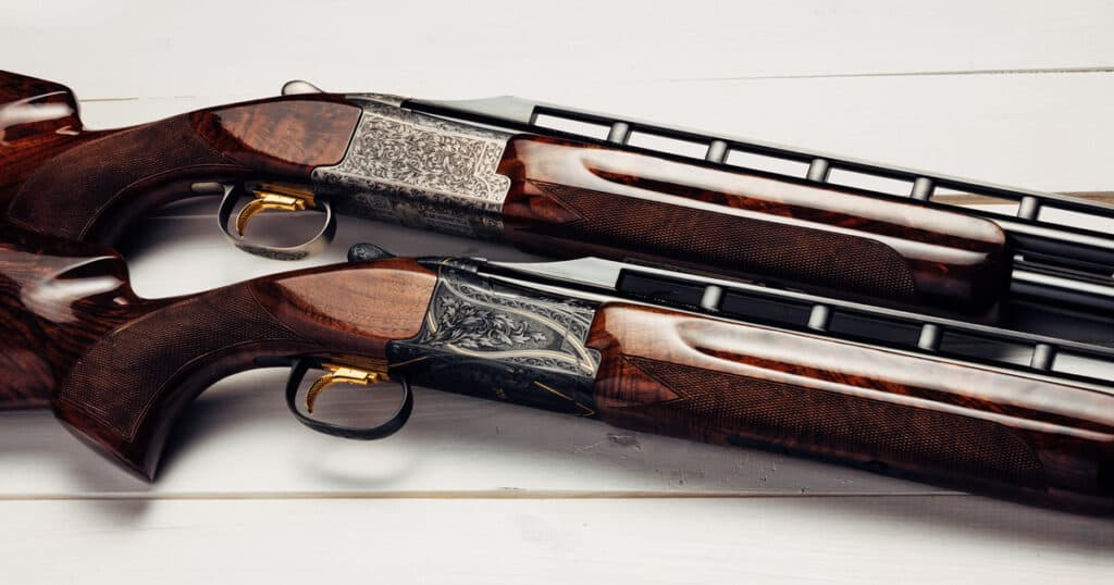 Browning Citori 725 High Grade