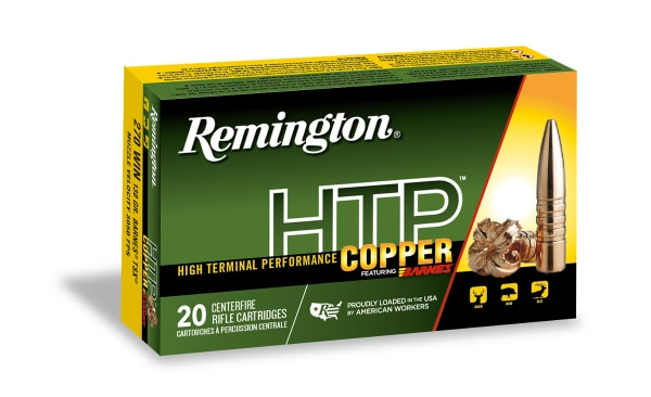 Remington HTP Copper Ammunition