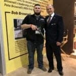 Brownells Honors FedEx Guy With All American Dream Gun