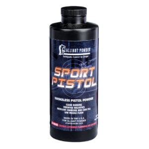 Alliant Powder Sport Pistol Powder