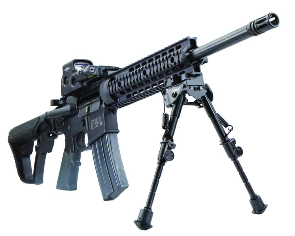 Caldwell Shooting Supplies Pic Rail XLA Fixed Bipod