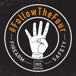 GLOCK Safety Pledge Drive - FollowTheFour