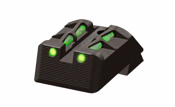 HIVIZ LITEWAVE Rear Sight for Kimber 1911 Pistols