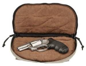 Hogue Small Pistol Bag_open