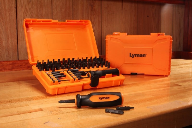 Lyman Master Gunsmith Tool Kits