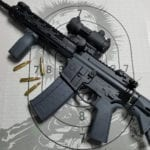 AR-15 with ArmaDynamics ADF-MKII Charging Handle