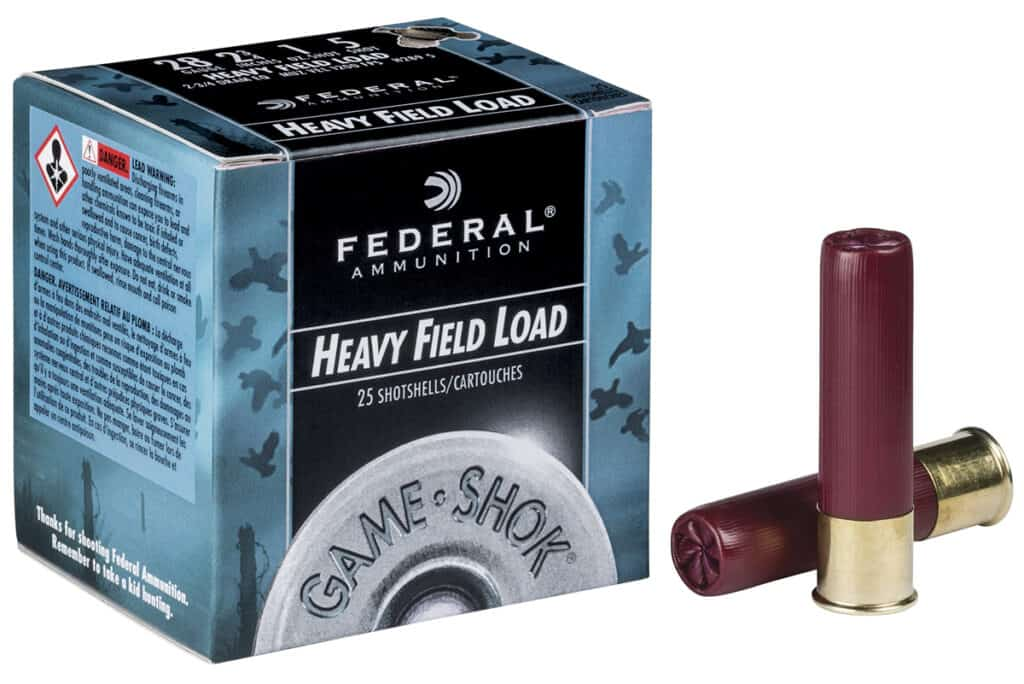 Federal Game-Shok 28-Gauge Shotshells