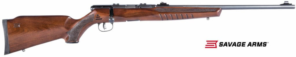 Savage Arms B Series Hardwood Rifle