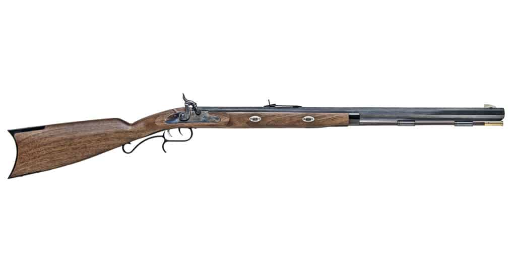 Traditions Mountain Rifle - Review - Hawken Style Sidelock ...