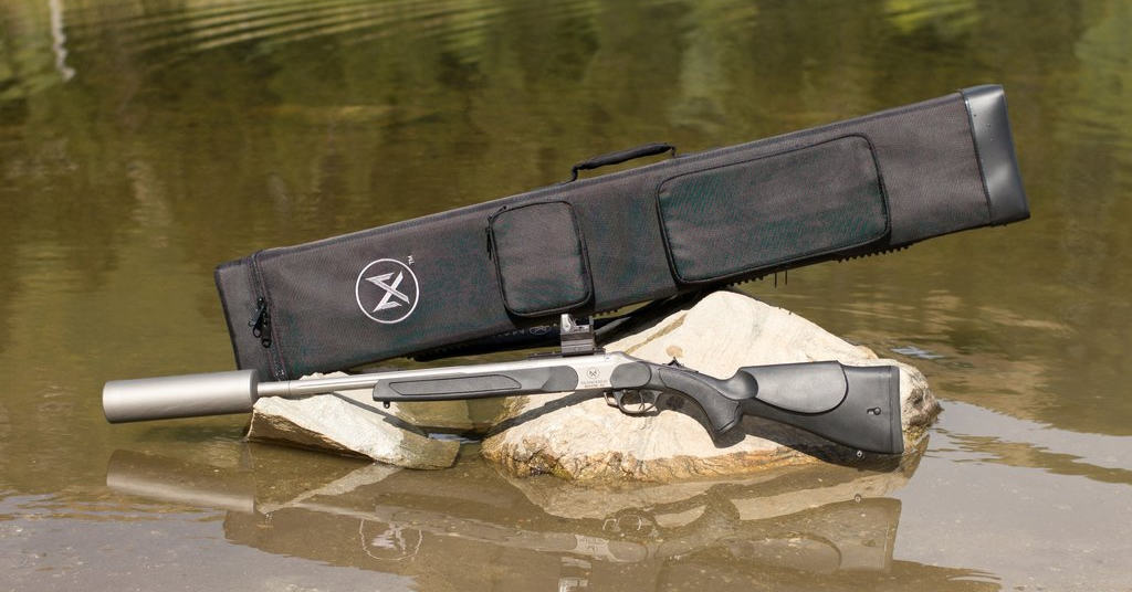 SilencerCo Maxim 50 Integrally Suppressed Muzzleloader