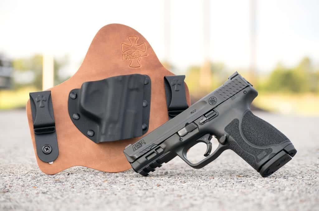 Smith & Wesson M&P 2 0 Compact Holsters from CrossBreed - ArmsVault