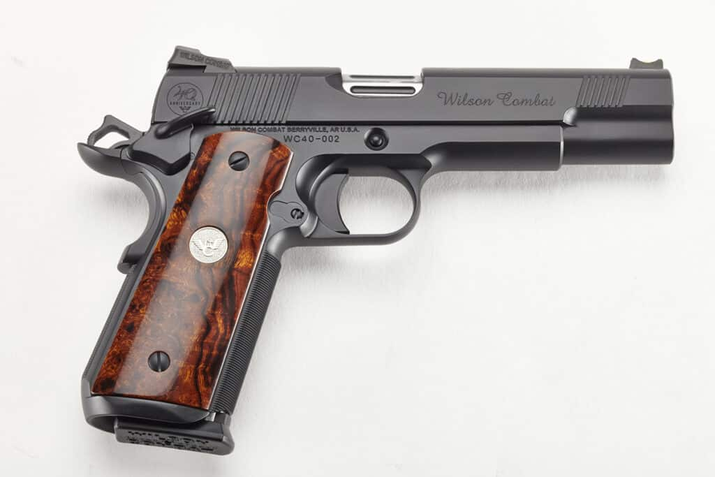 Wilson Combat 40th Anniversary CQB Elite Model