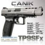 Century Arms Canik TP9SFx