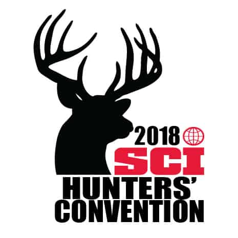 2018 SCI Hunters Convention