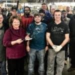Buck Knives Reaches Production Milestone
