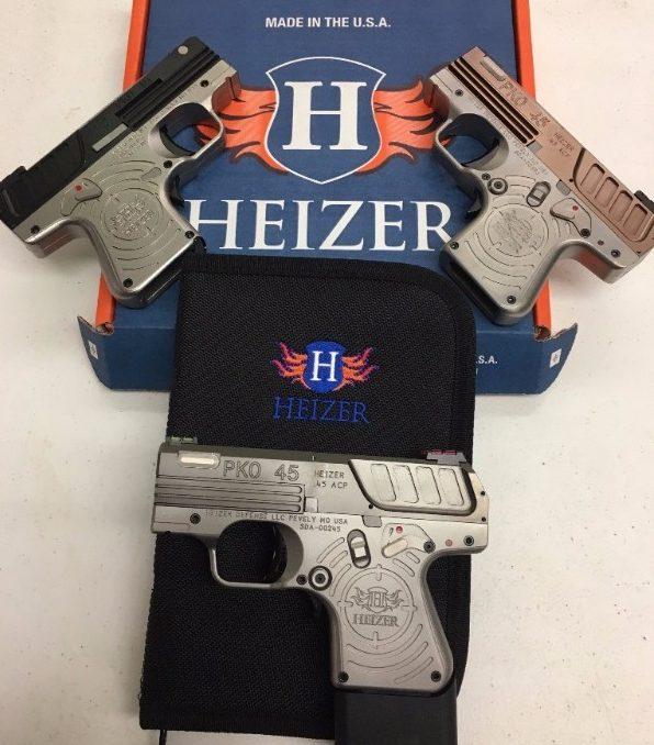 Heizer Defense PKO-45 Pistol