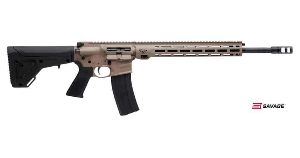 Savage 224 Valkyrie Modern Sporting Rifle