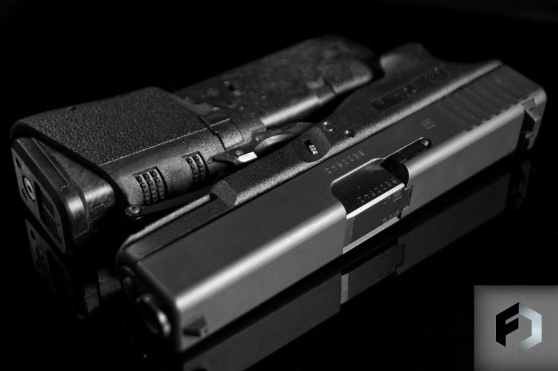 Full Conceal M3 Pistol