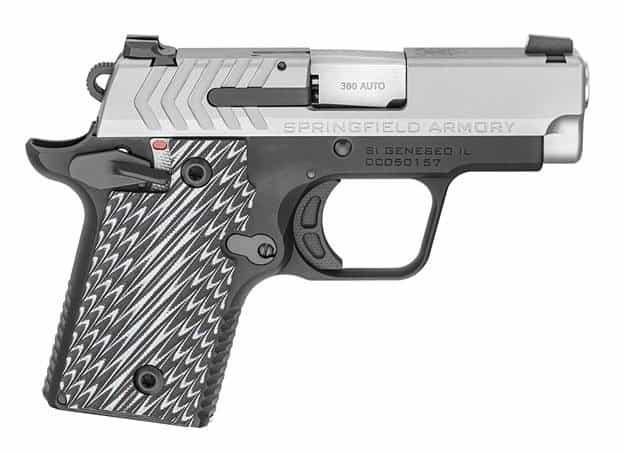 Springfield Armory 911 380 Pistol