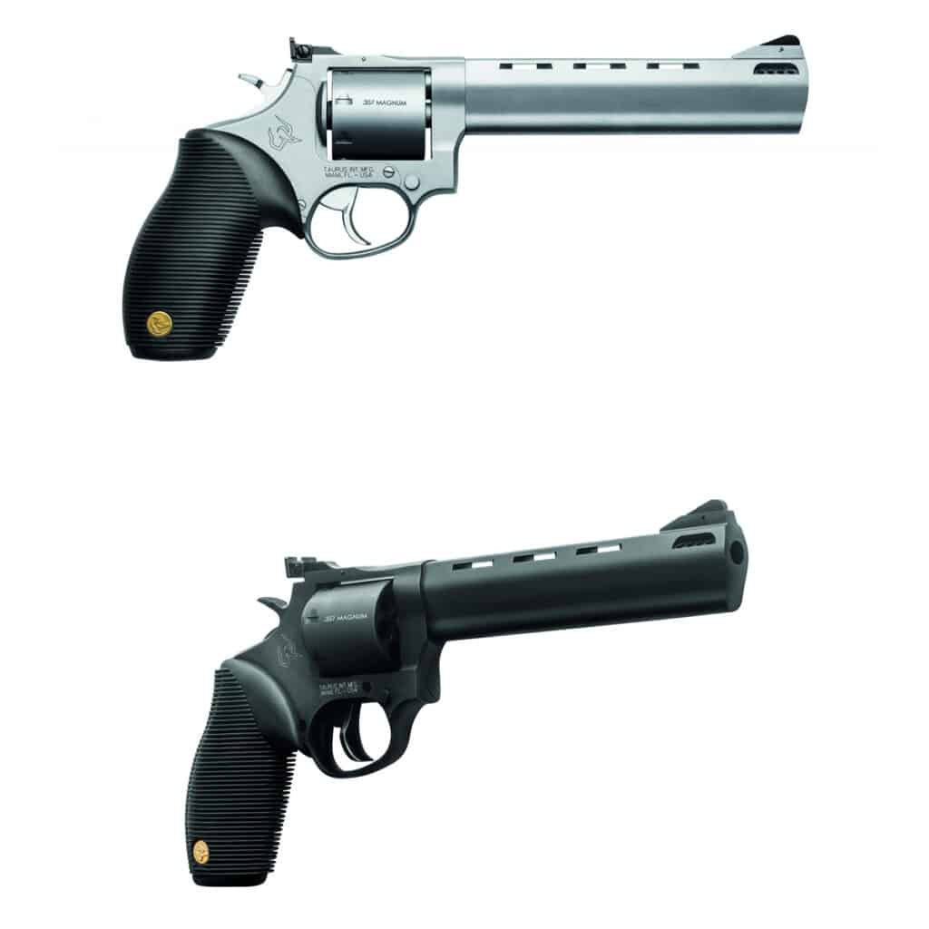 Taurus 692 Multi-Caliber Revolver (Change from 9mm to 38 Special/357