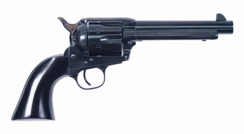 Uberti Jesse - 1873 Single Action Cattleman New Model