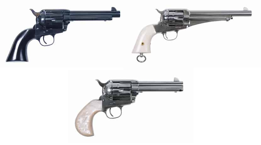 Uberti USA Outlaws & Lawmen Series