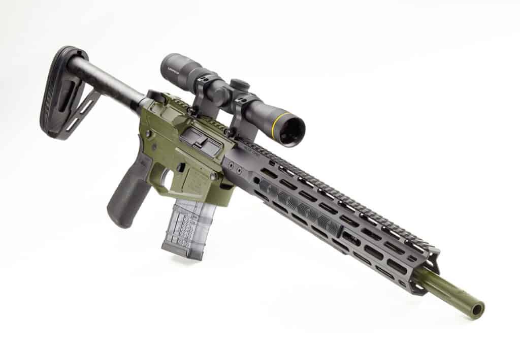Wilson Combat 458 HAM'R Ultimate Hunter