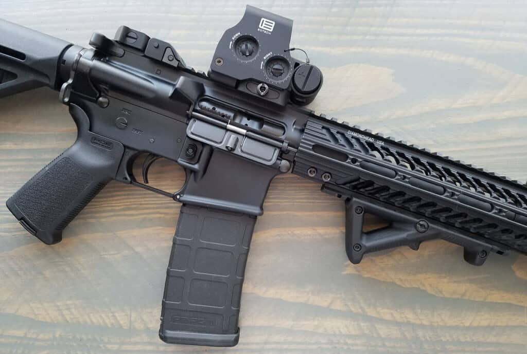 Windham Weaponry CDI with EOTech EXPS2