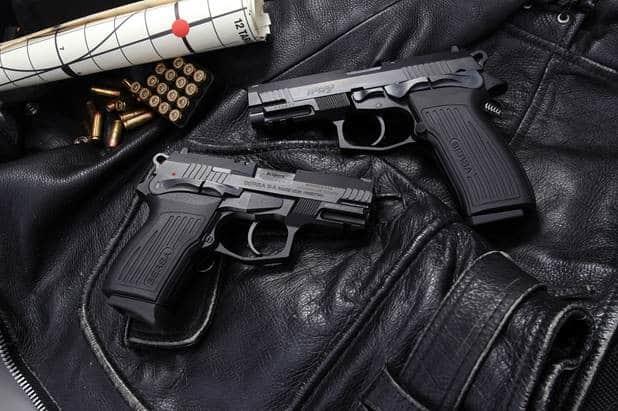 Bersa TPR & TPRC Pistols
