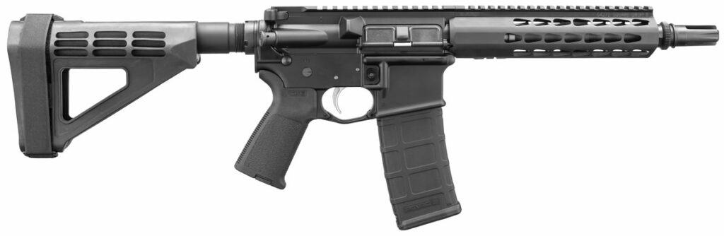 Bushmaster SquareDrop 300 AAC BLK Pistol 9inch - 90035