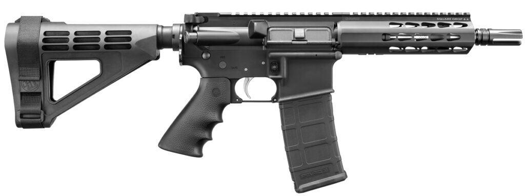 Bushmaster SquareDrop 556 NATO Pistol 7inch - 90034