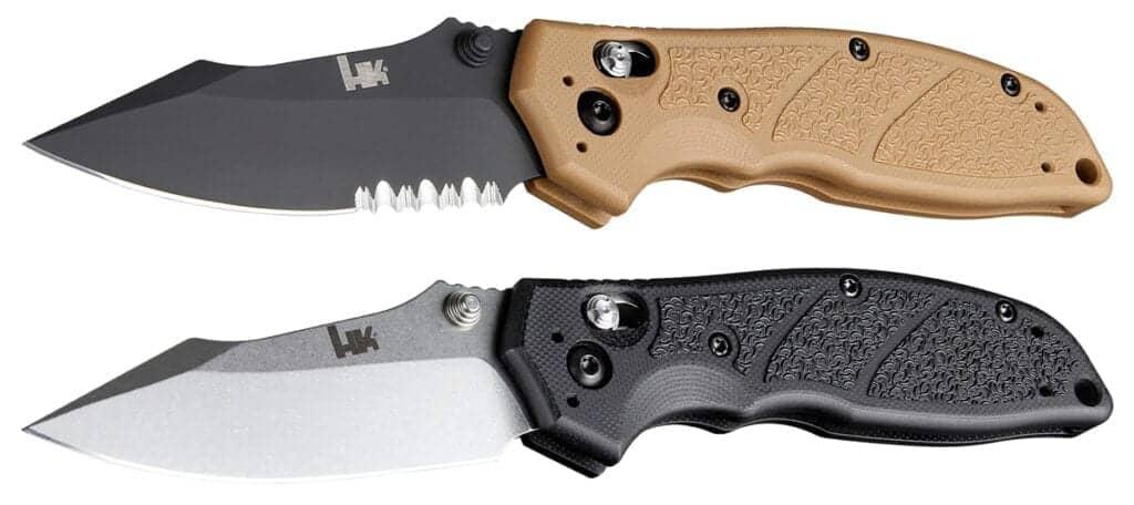 Hogue HK Knives Exemplar
