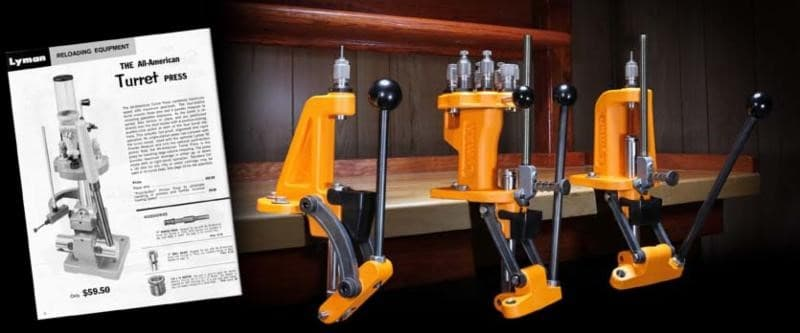 Lyman Products Reloading Presses