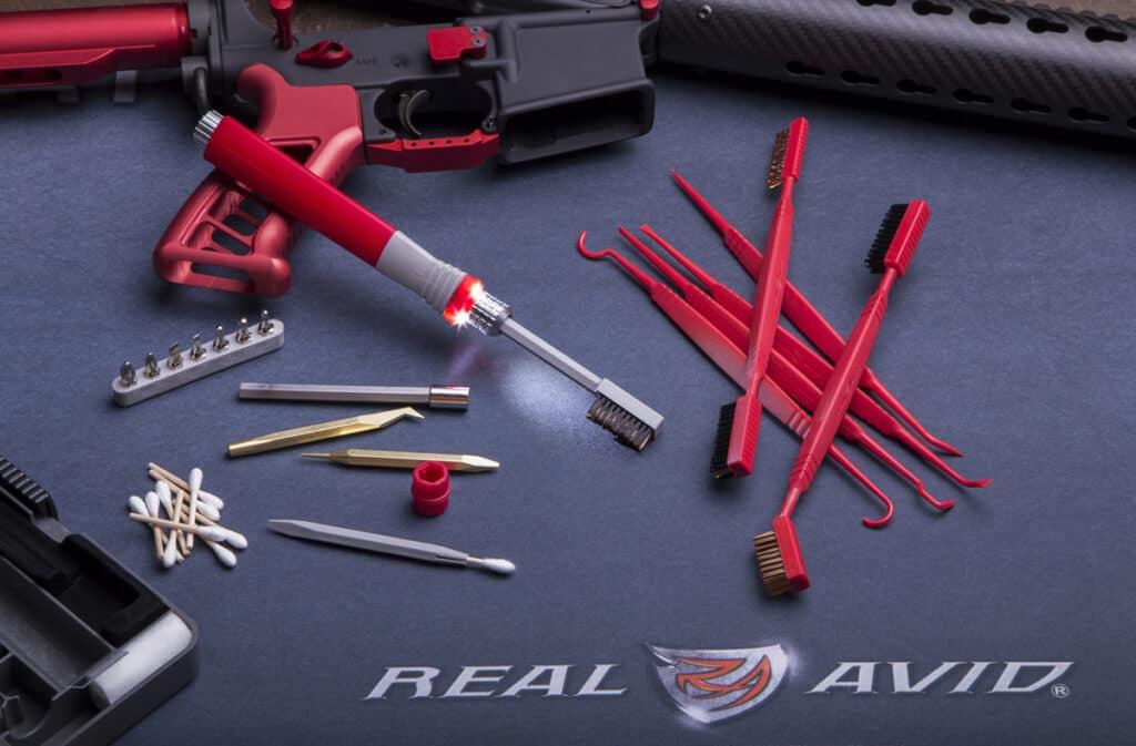 Real Avid Gun Cleaning Tools