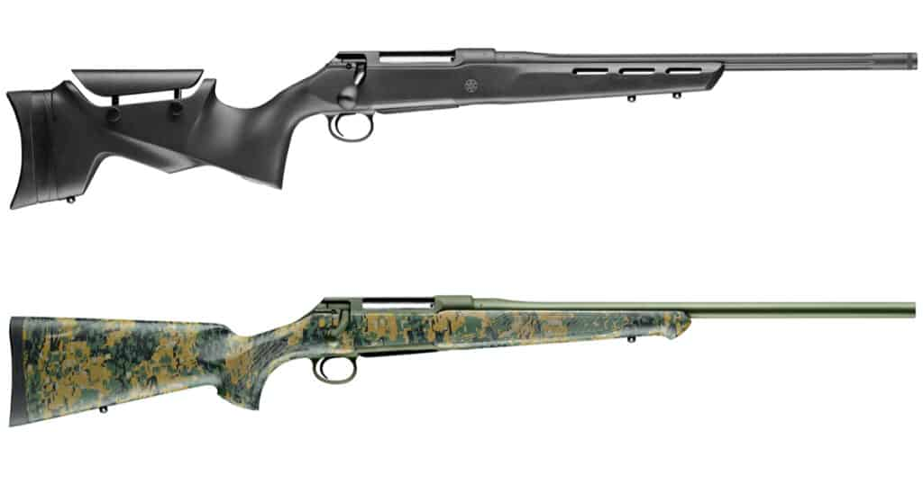 Sauer 100 Bolt-Action Rifles