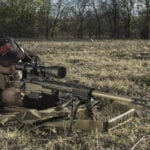 Sightmark Latitude Long-Range Riflescope on Rifle