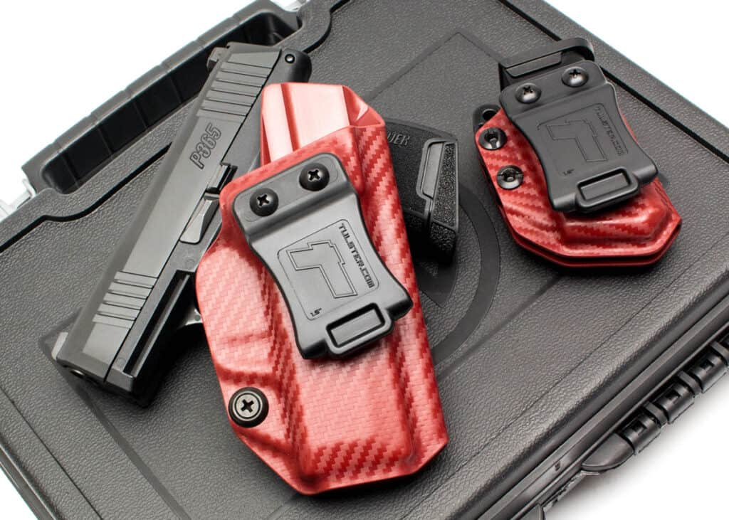 Tulster IWB Profile Holster for Sig P365 Pistols