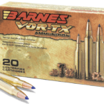 Barnes VOR-TX 6_5 Creedmoor Ammunition