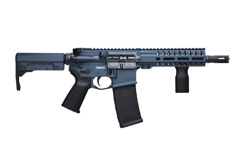 CMMG Mk4 BANSHEE 300 BLK SBR
